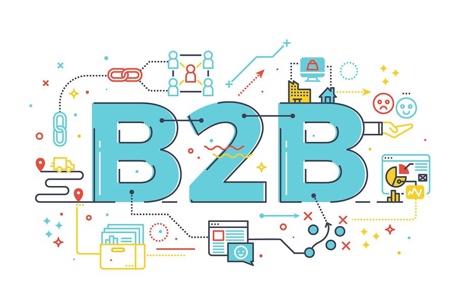 Setor de compras B2B