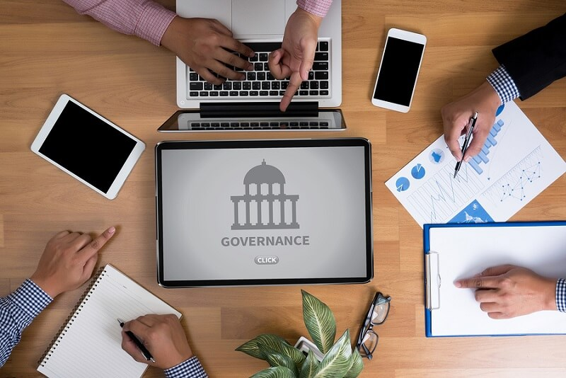 How can technology help your business to improve corporate governance?