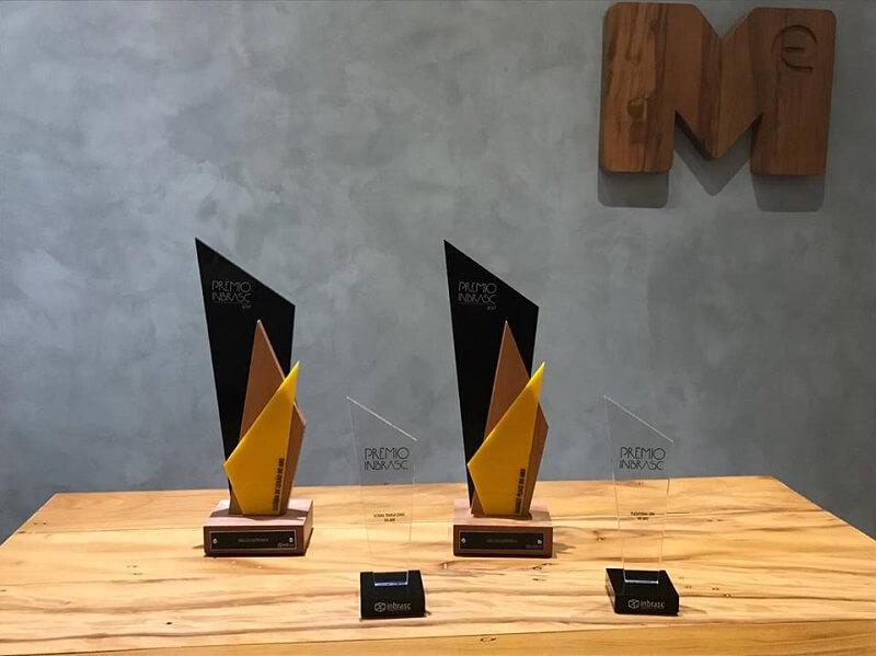 Mercado Eletrônico no Prêmio Inbrasc 2018