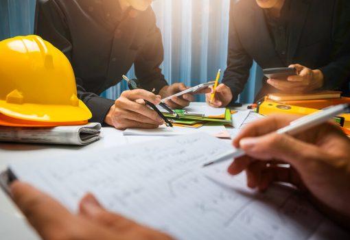 Saiba como gerir as compras no setor da construção civil