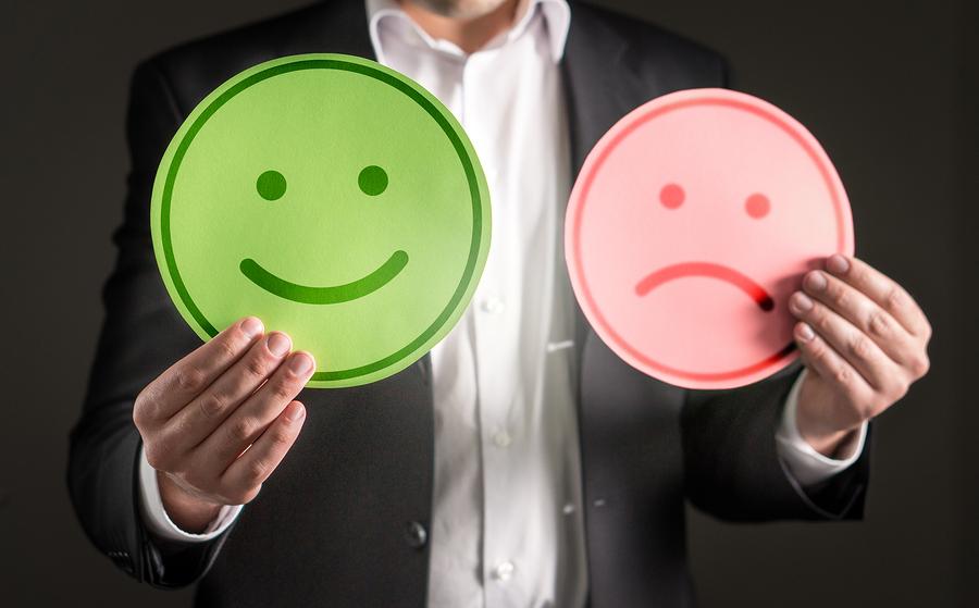 Satisfeitos ou insatisfeitos? Qual o nível de seus clientes?