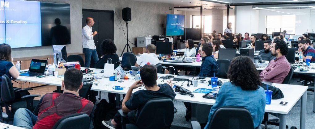 Mercado Eletrônico apresenta sua Reunião Trimestral Q1-2019