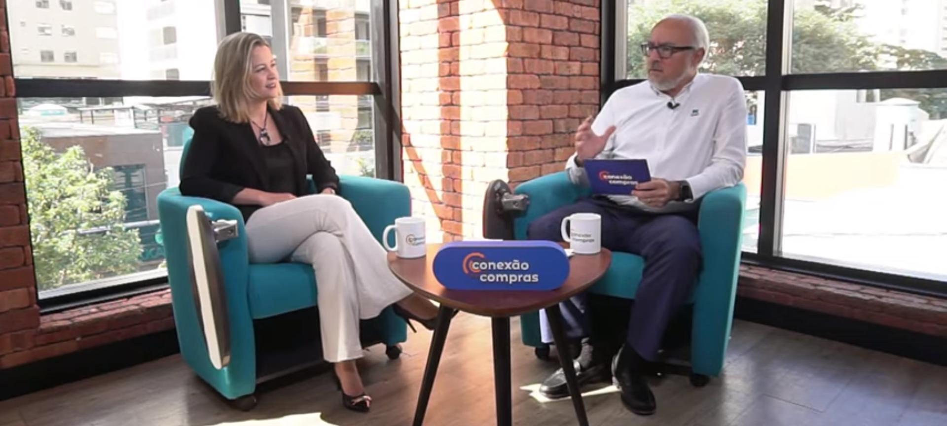 Conexão Compras: Gabriella Spinola fala sobre compras 4.0 e faz reflexões sobre o futuro