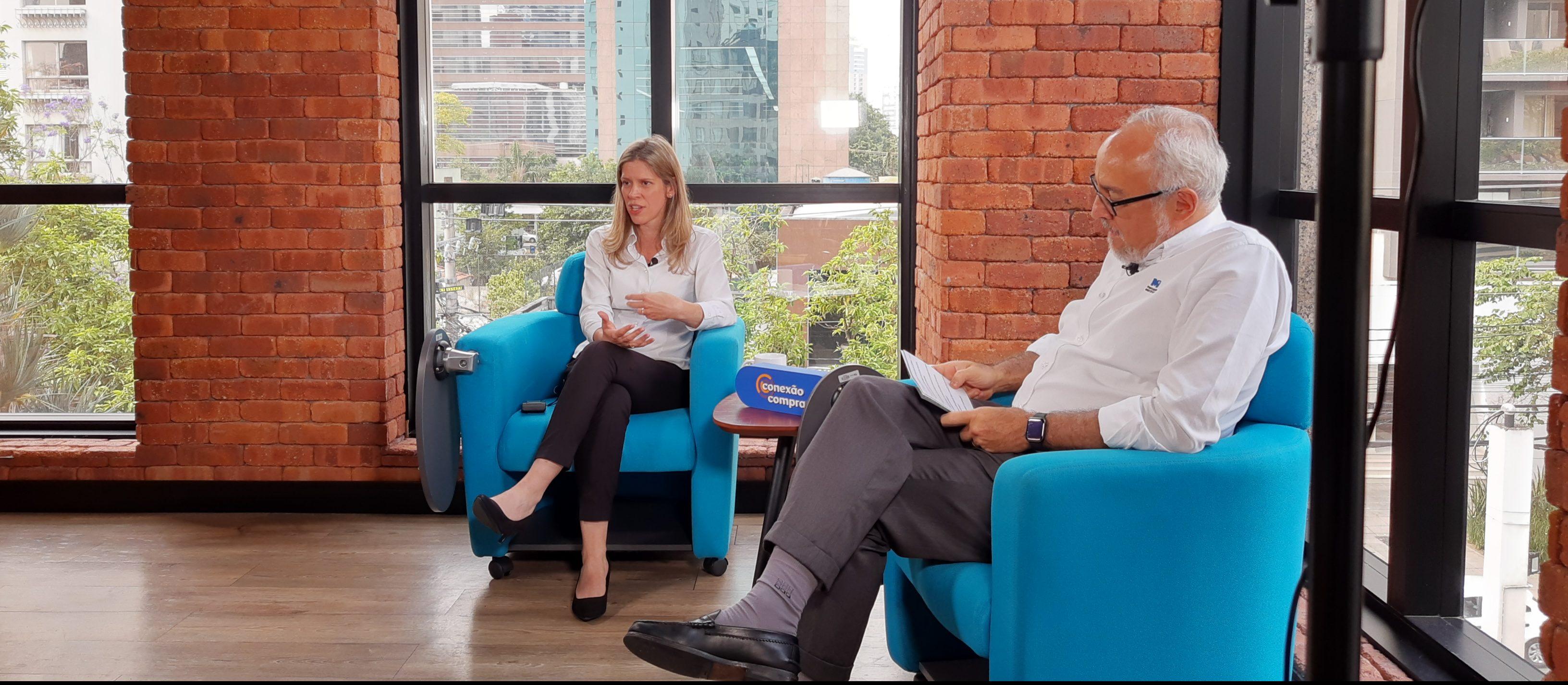 Conexão compras aborda o cenário de compras 4.0 no brasil e no mundo