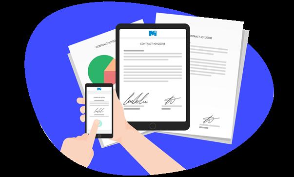 Assinatura Digital otimiza a solução de CLM do Mercado Eletrônico
