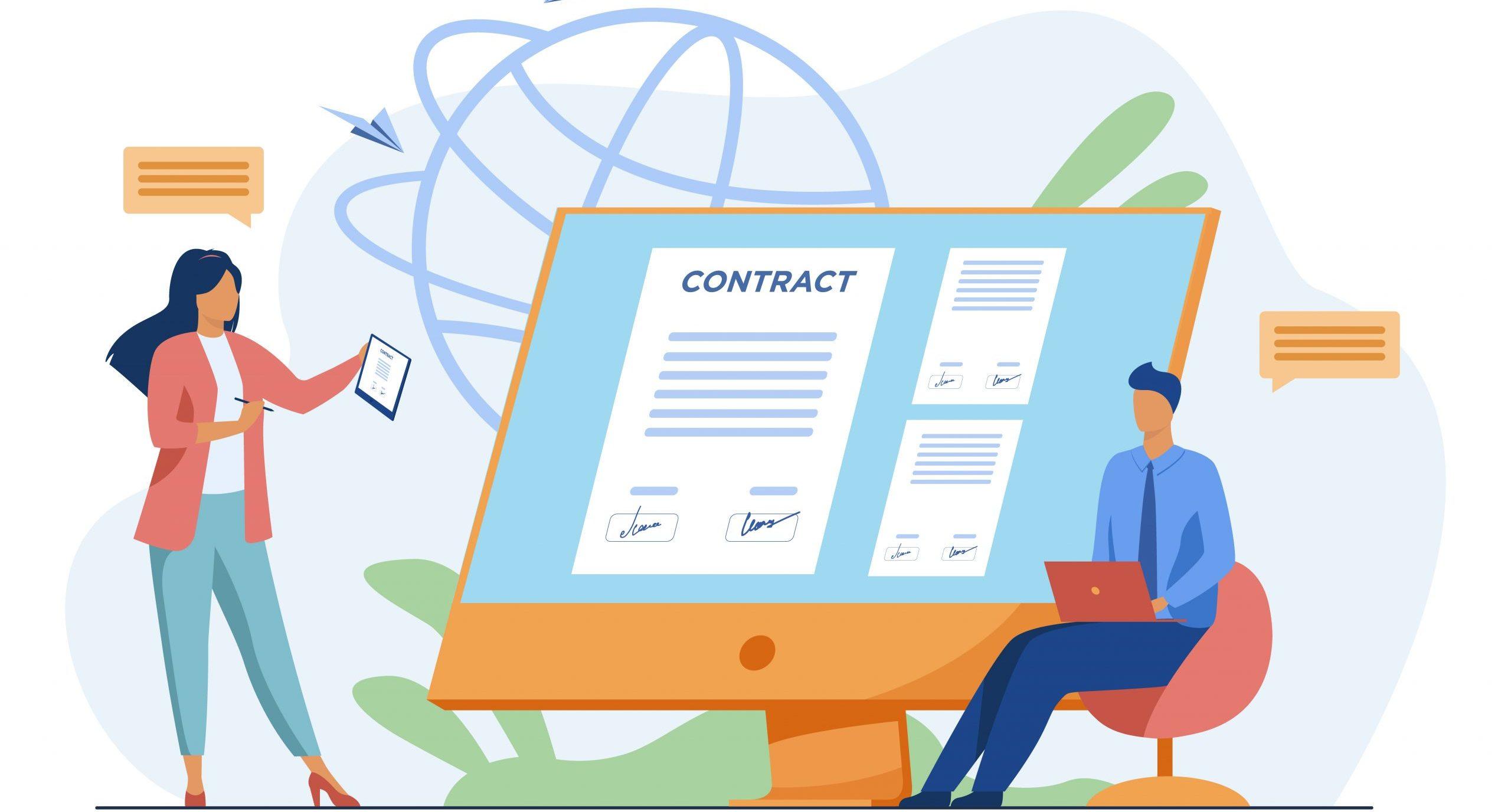 Conhecer o ciclo de vida dos contratos é essencial para uma gestão eficiente, o que impacta diretamente na saúde dos negócios. Saiba mais em nosso post.